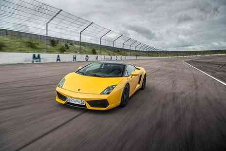 Buyagift - Supercar driving blast experience at over 20 UK locations - Save 0%