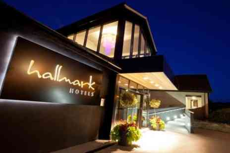 Hallmark Hotel Gloucester - One or Two Nights for Two with Breakfast and Option for Two Course Dinner - Save 0%
