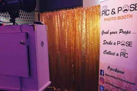 Having a Ball Events - Three Hour Photo Booth Hire - Save 34%