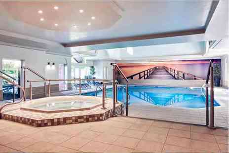 The Mercure - Overnight Shropshire stay for two with dinner, leisure access, choice of spa treatment With breakfast - Save 36%