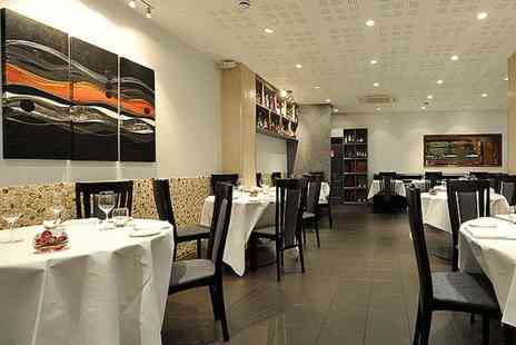 Buyagift - Three course Michelin dinner with a glass of Prosecco each for two - Save 0%