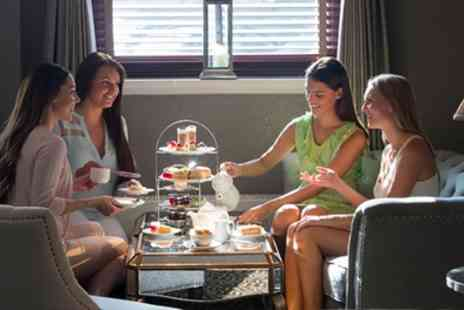Best Western - Afternoon Tea for Two with Optional Spa Access and Prosecco - Save 34%