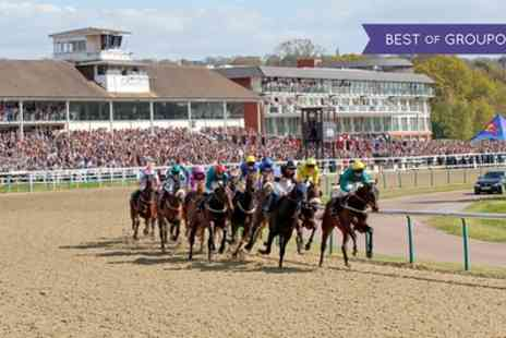 Lingfield Park Racecourse - Two premier adult tickets to All-Weather Championships Finals on 14 April - Save 46%