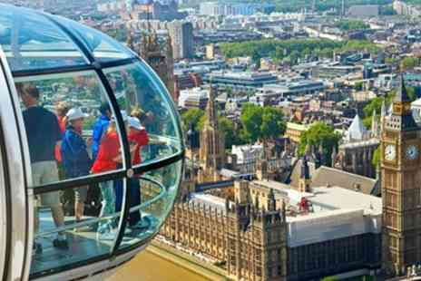 Merlin Entertainments Group - Entry to London Eye, Madame Tussauds & More - Save 0%