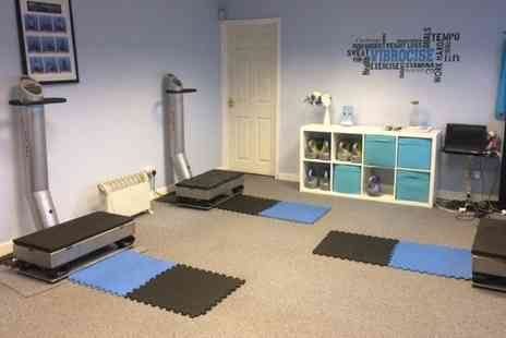 Vibrocise Studios - One Month of Unlimited Vibration Plate Sessions - Save 54%