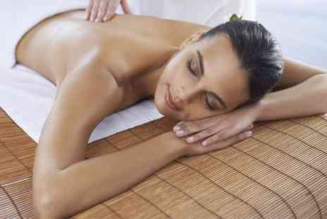 Shimmer Salon - One Hour Full Body Massage - Save 45%