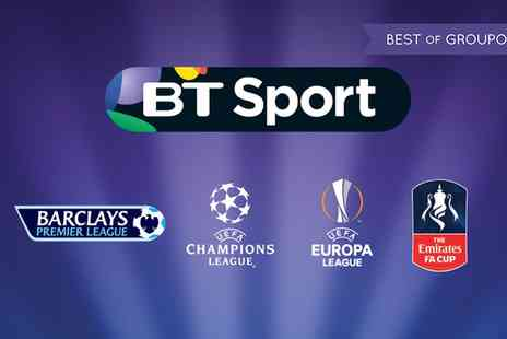 BT Sport - 12 months half price BT Sport with free activation and 3 months free HD on Sky TV - Save 0%
