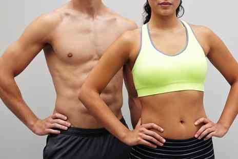 SH Fitness - 12 Week Online Personal Training Programme and Diet Plan with SH Fitness - Save 70%