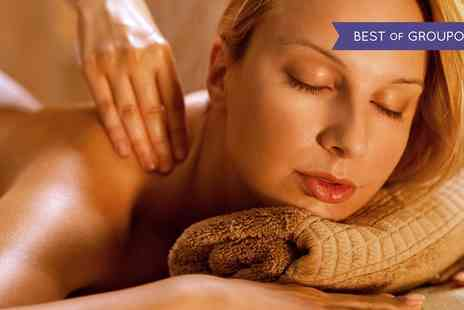 Pure Hair and Beauty - Back, Neck and Shoulder Massage with Optional Facial - Save 40%