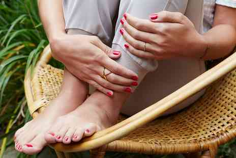 Nails by Grace - Shellac Manicure, Pedicure or Both - Save 0%