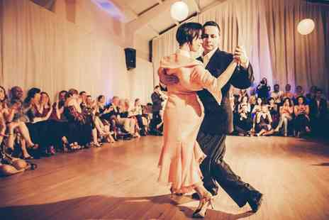 Tanguito - Complete Beginners Tango Two, Four or Six Classes - Save 63%