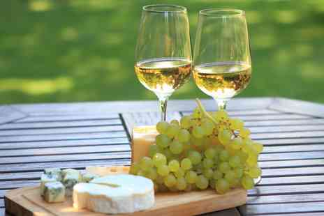 Cottonworth Vineyard - Wine Tasting with Cheese Platter for Two or Four - Save 0%