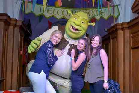 Merlin Events - DreamWorks Tours Shreks Adventure London Lates ticket - Save 0%
