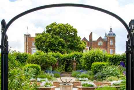 Hatfield House - Entry for 2 to Historic Hatfield House & Gardens - Save 42%