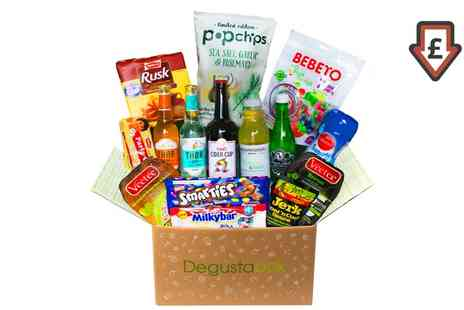 Degustabox - First Month of Surprise Food Delivery - Save 69%