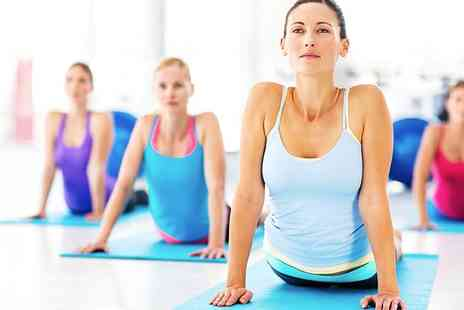 Mahala Yoga - Six or Ten Yoga Classes - Save 62%