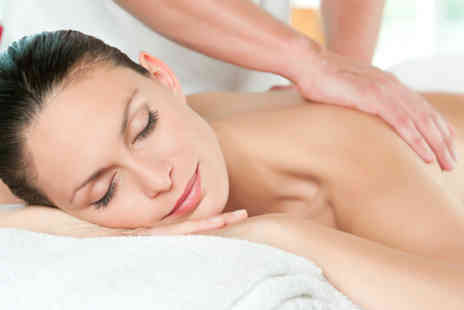 Complementary Healthcare Clinic - Choice of full body massage or include a facial - Save 55%
