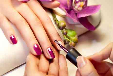 Hectors Global Hair - Shellac manicure - Save 0%