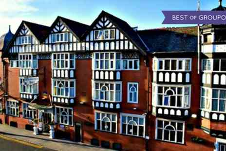 Hallmark Inn Chester - One Night Stay with Breakfast and a Voucher Towards Drinks on Arrival - Save 0%