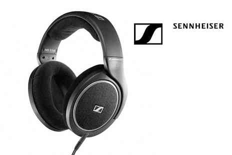 Hanaco - Pair of Sennheiser HD 558 open over ear headphones - Save 32%