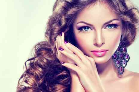 Hectors Global Hair - Luxury wash, cut & blow dry with top level stylist - Save 29%