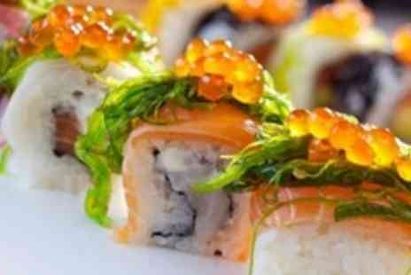 Sushi Day - Sushi Making Class For Two - Save 72%