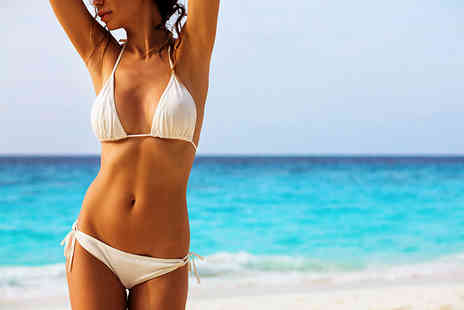 Aqua Beauty - One session of body contouring featuring i Lipo and a massage - Save 72%