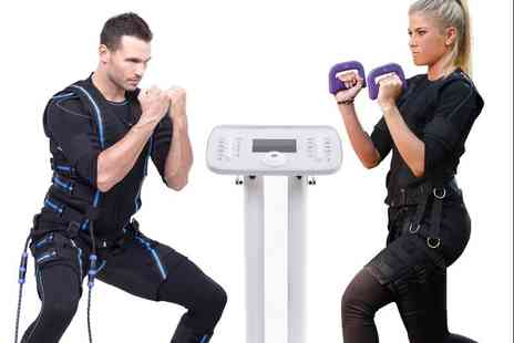 20FIT UK - Three EMS Training Sessions - Save 84%