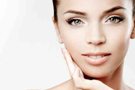 Aura Beauty Clinic - One or Three Sessions of CACI Jowl Treatment - Save 53%