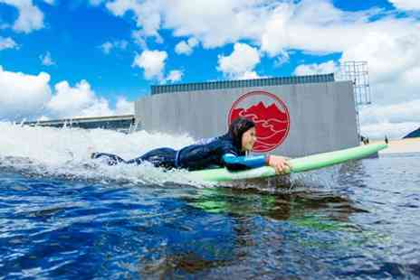 Surf Snowdonia - Beginner Surfing Lesson - Save 0%