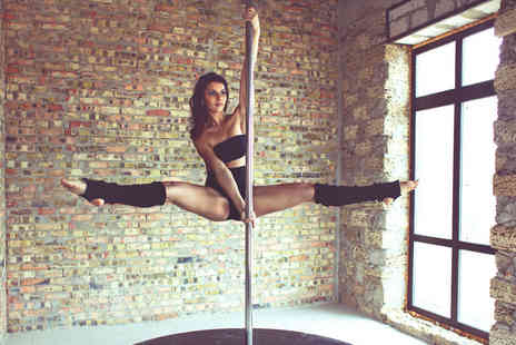 GFFdamian Dance Studio - Five week beginners pole dancing course in Manchester - Save 73%