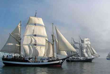 Talk Tourism - Tall ships tour on the River Thames for one child or one adult - Save 57%