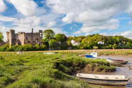 The New Three Mariners - One or two night stay for two with breakfast and bottle of wine - Save 31%