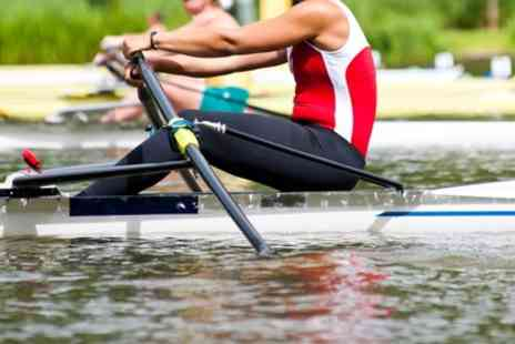 Active Nation - Eight Hour Learn To Row Course for One or Two - Save 43%