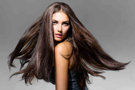 Ursula T Hair and Beauty Salon - Wash, cut & condition with stylist - Save 60%