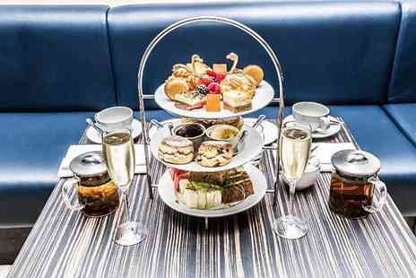 The Montcalm - Afternoon tea for two with a bottle of bubbly at The Crescent Restaurant - Save 62%