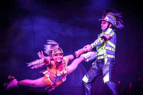 Gerry Cottles Turbo Circus - Grandstand ticket to Gerry Cottles WOW Circus - Save 50%