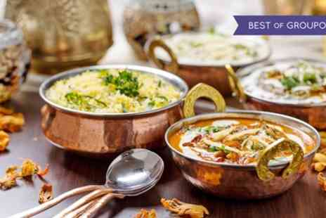 Mister Singhs India - Curry with Rice to Share for Two or Four - Save 62%