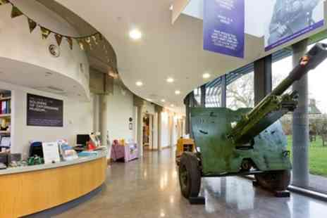 Soldiers of Oxfordshire Museum - Soldiers of Oxfordshire Museum Entry for Two Adults or a Family - Save 33%