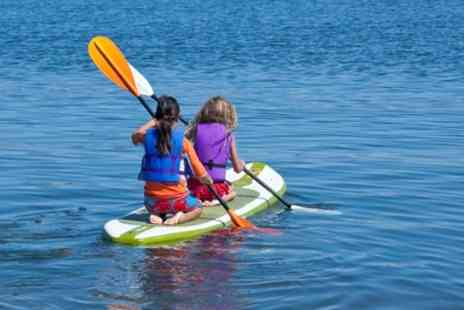 Active Nation - Water Fun Day for One or Two Children - Save 44%