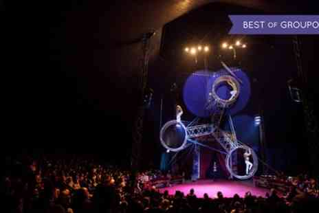 Big Kid Entertainment - One grandstand ticket to Big Kid Circus on 31 March To 23 April - Save 33%