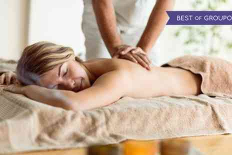 The Massage Company - 50 or 80 Minute Massage - Save 0%