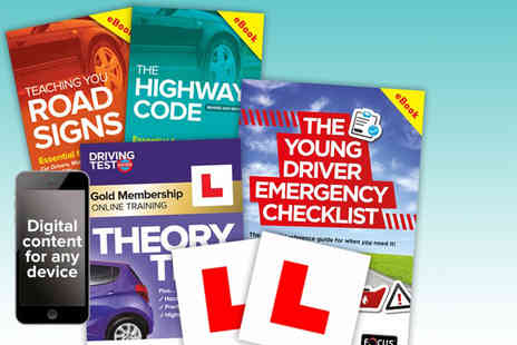 eOutlet - Driving test bumper pack - Save 71%