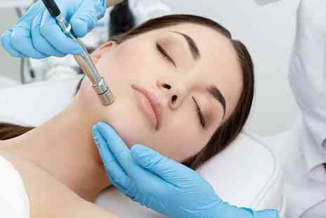 Blessed With Beauty - Microdermabrasion treatment - Save 0%