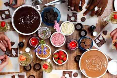 My Chocolate - Regents Canal Chocolate Making Class - Save 35%
