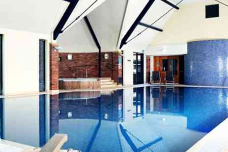 Aldwark Manor - Yorkshire Spa Day with Massage & Facial - Save 64%