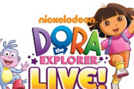 Milkn2sugars - Nickelodeons DORA THE EXPLORER LIVE EarlyBird offer for Premium Tickets - Save 20%
