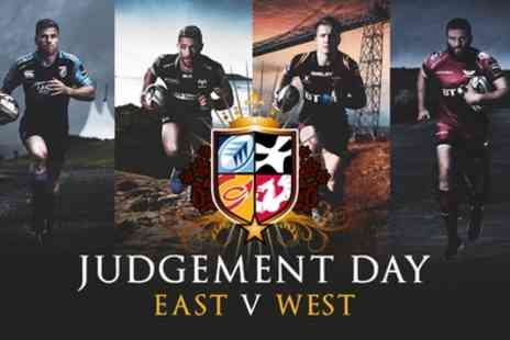 Judgement Day - One ticket for Judgement Day V on 15 April 2017 - Save 0%