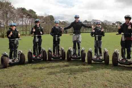 Mad Renaline Activities - One Hour Segway Obstacle course for One or Two - Save 0%