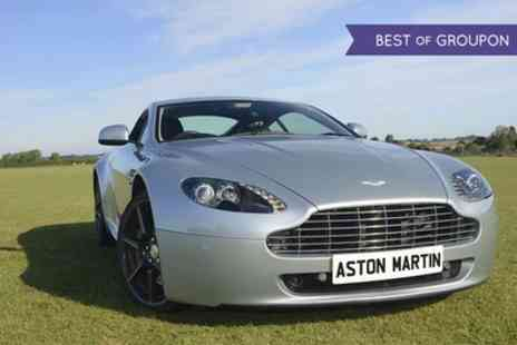 Experience Limits - Three or Six Lap Aston Martin Experience - Save 0%